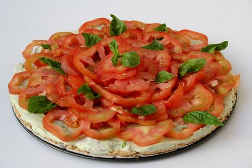 Cheese-Cake ai pomodori