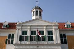 Museum Fatahilah, Front Facade