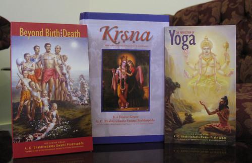 Prabhupada's book
