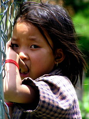 A dream too far (zamanphotoart) Tags: nepal children asia savethechildren zaman saarc mamun aplusphoto betterthangood earthasia