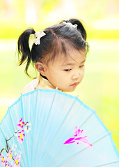 DSC_0496 copyColBur (Shana Rae {Florabella Collection}) Tags: china portrait outdoors child naturallight parasol adoption chinesedress childphotography