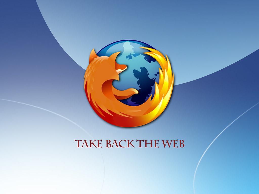 Firefox Take Back Web Wallpapers HD Wallpapers