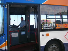 Accessible bus? I dont think so.....