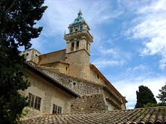 La Real Cartuja de Valldemossa (Former Carthusian monastery where Frederic Chopin and George Sand lived) - Valldemossa, Mallorca (Glen Bowman) Tags: summer vacation holiday spain abroad mallorca majorca balearics envacance