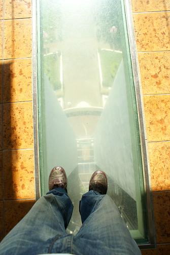 射日塔10樓地板