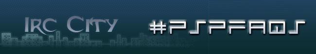 IRC канал PSPFAQS.ru