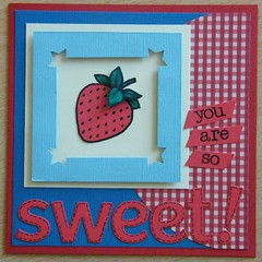 strawberry card 005