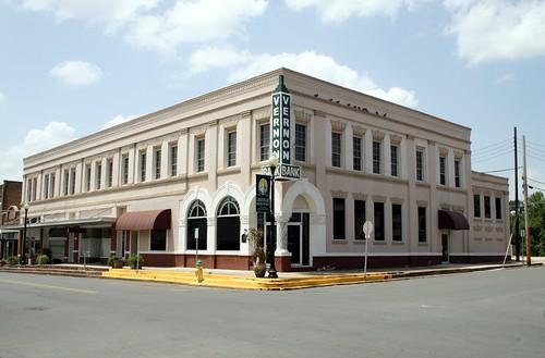 the vernon bank