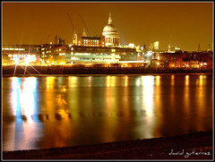 St Pauls London Night Lights (david gutierrez [ www.davidgutierrez.co.uk ]) Tags: city uk travel urban color building london colors st thames architecture night buildings reflections dark spectacular photography lights photo interestingness cityscape nightlights darkness cathedral image dusk centre stpauls cities cityscapes pauls landmark center icon structure architectural explore nighttime finepix londres architektur nights fujifilm sensational metropolis londra impressive nightfall municipality edifice cites s6500fd s6000fd fujifilmfinepixs6500fd