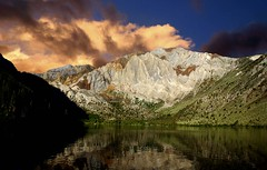 Laurel Mountain - Convict Lake Sunrise Morning 1 (Bill Wight CA) Tags: hot clouds shots highsierras potofgold convictlake hiddentreasures blueribbonwinner laurelmt bej mywinners abigfave colorphotoaward yourbestshot theunforgettablepictures diamondstars elitephotography goldstaraward absolutelystunningscapes damniwishidtakenthat screamofthephotographer photographersgonewild bestphotobestartbestquality justproject billwight lightpainterssociety guasdivinas
