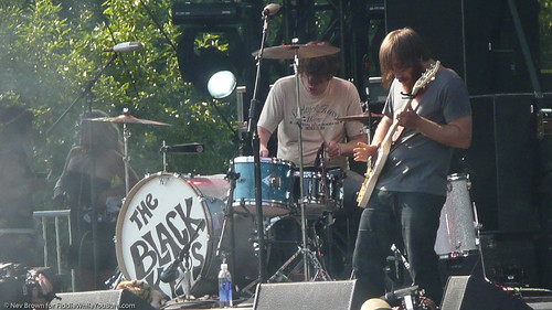 08.01 the Black Keys @ Lollapalooza (6)