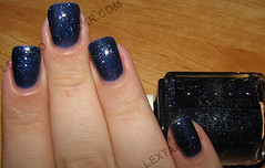 Essie - Starry Starry Night (lextard) Tags: nailpolish essie starrystarrynight