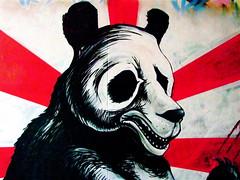 GRAFFITI ALLEY (Akbar Simonse) Tags: bear streetart graffiti belgium belgie ghent gent roa graffitialley 200000000stagelovers akbarsimonse