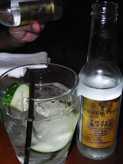 Gintonic de Hendricks con Fever Tree