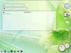 MyDesktop12 (robertuxwired) Tags: desktop screenshot linux emerald compiz screenlets