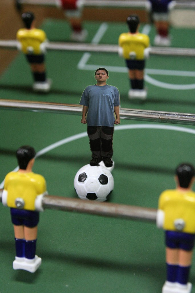 Day 229 (62.57%): Table Football