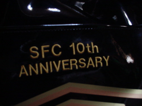 SFC 10th ANNIVERSARY