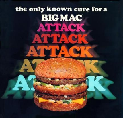 Big Mac attack