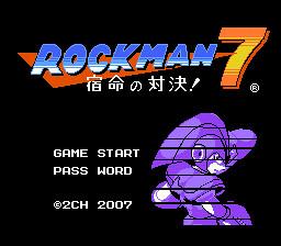 Imagen de Rockman 7