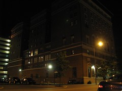 Haunted & Historical - Indianapolis Athletic Club