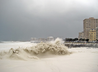 Sea Point storm