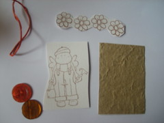 Cardmaking Kit Ring 2/4 -  Materials received