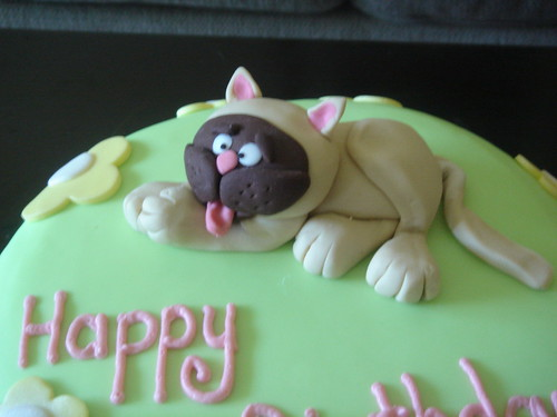 Gizmo birthday cake