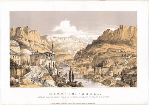 Bakt-Chi-Serai Crimea - Tartar Khan