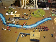End of Round 2 (Casey Willis) Tags: warmachine