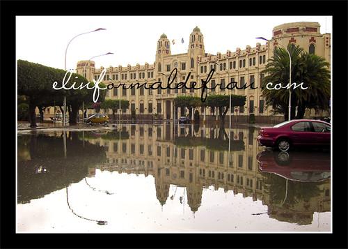 Ayuntamiento reflejo