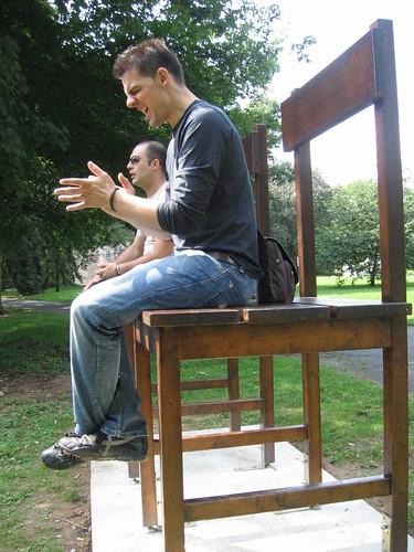 Silla o sillón?