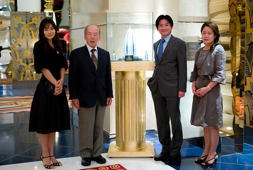 Mizuka, Yoshiaki Ohkami, Keiji Takeda, and Maria Yogo