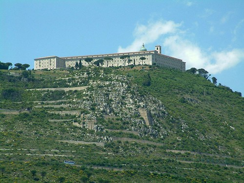 Cassino - Abbey of Montecassino