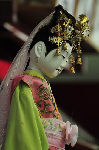 Karakuri doll by MarVinh.