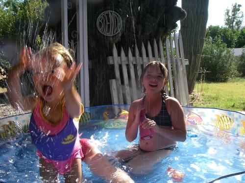 splashy splash!