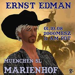 Ernst Edman live in MünchenSL