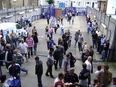 DSC00496 (paddy75) Tags: london engeland londen qpr carlisleunited queensparkrangers leaguecup groundhopping verenigdkoninkrijk voetbalwedstrijd loftusroadstadium