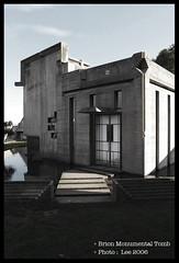 #011 Brion Monumental Tomb (Ning_Lee) Tags: italy architecture nikon italia interior tomb ps carlo d100 brion scarpa monumental 1735ed