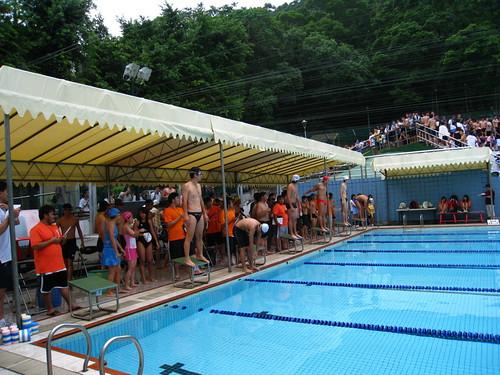 97學年度明志游泳錦標賽