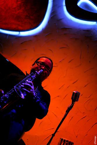 Tuấn 'n' Sax @ Jazz 'n' Art