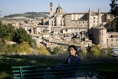 eccomi ad Urbino