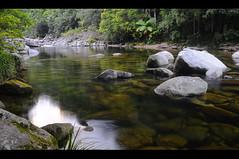 Mossman Gorge (Suburbanvoodoo) Tags: water waterfall rainforest rocks mossman gorge cairns portdouglas