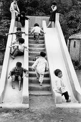 黑白童年-各得其樂