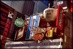 New York - October 2003 (christine kelly) Tags: newyork us hersheys northamerica christinekelly kodak160portravc