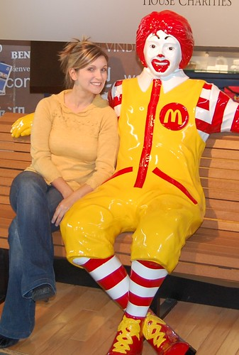 My Boyfriend Ronald. by you.