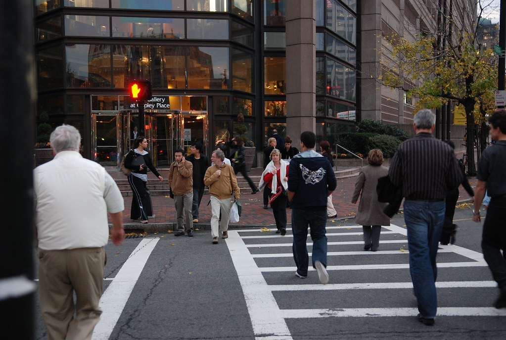 Crazy Pedestrians!