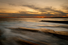 black rock whales (H o g n e) Tags: ocean autumn sunset sea sky seascape fall water norway rock stone clouds evening coast carved waves wind dusk smooth shoreline silk glacier erosion explore shore geology oslofjord archipelago rockformations vestfold carvedstone skjrgrd carvedrock explored smoothsurface smoothstone infinestyle smoothrock pprowinner havskren