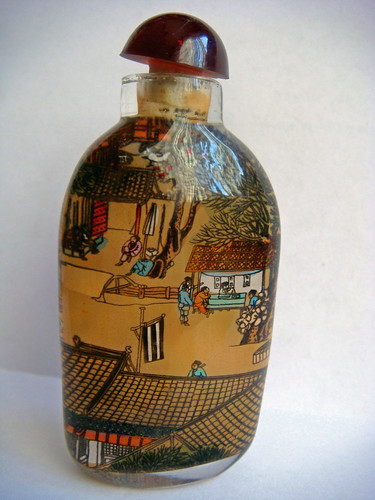 Mongolia Handicraft Bottles, Handicraft Bottles