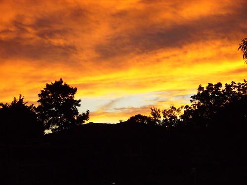Sunset Over Dapto