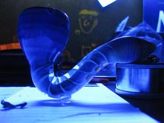 Sachmo (melloveschallah) Tags: macro weed pipes pipe bowl smoking blacklight piece